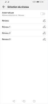 Huawei Y6 (2019) - Réseau - utilisation à l'étranger - Étape 12