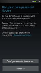 HTC One Max - Applicazioni - Configurazione del negozio applicazioni - Fase 12