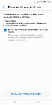 Huawei Y7 (2018) - Téléphone mobile - Réinitialisation de la configuration d