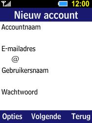 Samsung Xcover 550 (B550H) - E-mail - Account instellen (IMAP met SMTP-verificatie) - Stap 6