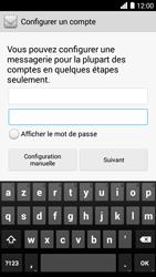 Bouygues Telecom Ultym 5 - E-mails - Ajouter ou modifier un compte e-mail - Étape 7