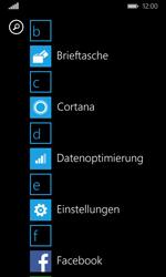 Microsoft Lumia 532 - Netzwerk - Netzwerkeinstellungen ändern - Schritt 3