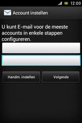 Sony C1505 Xperia E - E-mail - e-mail instellen: POP3 - Stap 6