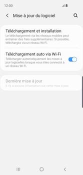 Samsung Galaxy S10e - Logiciels - Installation de mises à jour - Étape 6