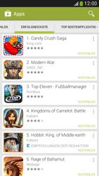 Samsung Galaxy S4 Mini LTE - Apps - Herunterladen - 2 / 2