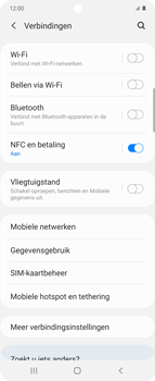 Samsung Galaxy Z Flip Single-SIM + eSIM (SM-F700F) - Internet - Handmatig instellen - Stap 5