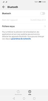 Huawei Mate 20 - Bluetooth - connexion Bluetooth - Étape 7