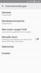 Samsung Galaxy S6 Edge - Internet - Manuelle Konfiguration - 2 / 2