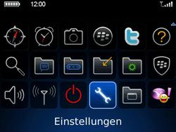 BlackBerry 9700 Bold - SMS - Manuelle Konfiguration - Schritt 3