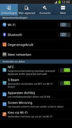Samsung I9205 Galaxy Mega 6-3 LTE - bluetooth - aanzetten - stap 4