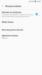 Samsung Galaxy A5 (2017) - Internet et roaming de données - Désactivation du roaming de données - Étape 6
