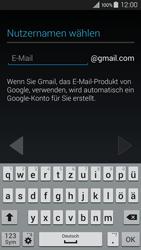 Samsung Galaxy A3 - Apps - Konto anlegen und einrichten - 7 / 22