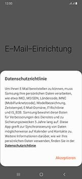 Samsung Galaxy A50 - E-Mail - 032c. Email wizard - Outlook - Schritt 9