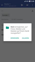 HTC 10 - E-Mail - E-Mail versenden - 1 / 1