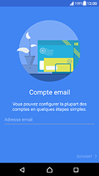 Sony Xperia XA (F3111) - Android Nougat - E-mail - Configuration manuelle - Étape 7