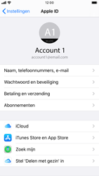 Apple iPhone 7 - iOS 13 - Data - Maak een back-up met je account - Stap 8