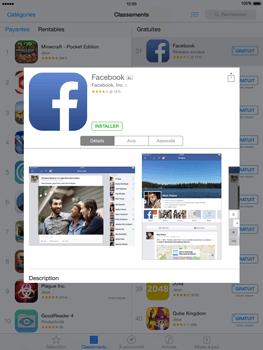 Apple iPad Air iOS 8 - Applications - Configuration de votre store d