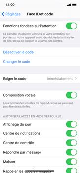 Apple iPhone 11 Pro - Sécurité - activéz le code PIN de l'appareil - Étape 8