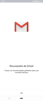 Sony Xperia 5 - E-mail - 032c. Email wizard - Outlook - Étape 5