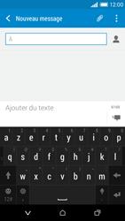 HTC Desire 610 - Contact, Appels, SMS/MMS - Envoyer un MMS - Étape 6