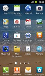 Samsung I8160 Galaxy Ace II - E-mail - E-mail versturen - Stap 3
