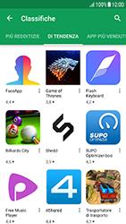 Samsung Galaxy A5 (2016) - Android Nougat - Applicazioni - Installazione delle applicazioni - Fase 9
