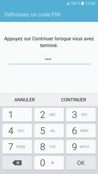 Samsung Samsung Galaxy J7 (2016) - Sécuriser votre mobile - Activer le code de verrouillage - Étape 8