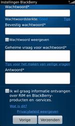 BlackBerry 9860 Torch - BlackBerry activeren - BlackBerry ID activeren - Stap 9