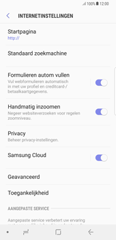 Samsung Galaxy S8 Plus - Android Oreo - Internet - buitenland - Stap 29