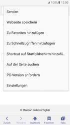 Samsung Galaxy S7 - Internet und Datenroaming - Verwenden des Internets - Schritt 9