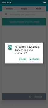 Oppo A9 2020 - E-mails - Envoyer un e-mail - Étape 9