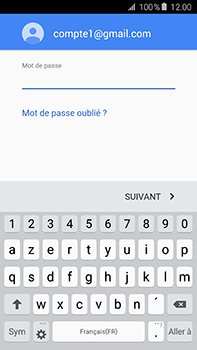 Samsung Galaxy A8 - E-mail - 032a. Email wizard - Gmail - Étape 12