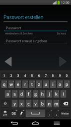 LG G Flex - Apps - Konto anlegen und einrichten - 11 / 26