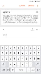 Samsung Galaxy A5 (2016) - Android Nougat - E-mail - envoyer un e-mail - Étape 5