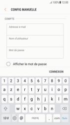 Samsung Galaxy A3 (2016) - Android Nougat - E-mail - Configurer l