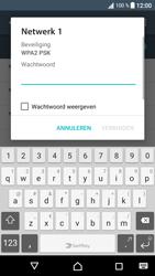 Sony Xperia XA1 - WiFi - Handmatig instellen - Stap 8