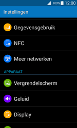 Samsung G357 Galaxy Ace 4 - Netwerk - Wijzig netwerkmodus - Stap 4