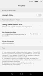Huawei P9 Lite - Internet et connexion - Partager votre connexion en Wi-Fi - Étape 10
