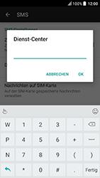 HTC U Play - SMS - Manuelle Konfiguration - Schritt 9