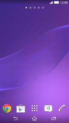 Sony Xperia Z2 - Startanleitung - Installieren von Widgets und Apps auf der Startseite - Schritt 10