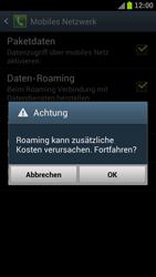 Samsung I9300 Galaxy S III - Ausland - Im Ausland surfen – Datenroaming - Schritt 9