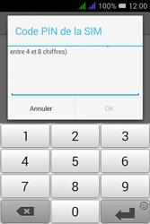 Alcatel Pixi 3 Dual Sim - Sécuriser votre mobile - Personnaliser le code PIN de votre carte SIM - Étape 10