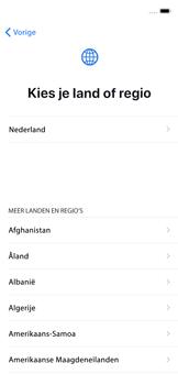 Apple iphone-x-met-ios-13-model-a1901 - Instellingen aanpassen - Nieuw toestel instellen - Stap 5
