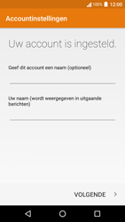 Acer Liquid Zest 4G - E-mail - Handmatig instellen (yahoo) - Stap 10