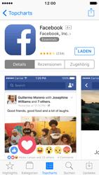Apple iPhone SE - iOS 10 - Apps - Konto anlegen und einrichten - Schritt 6