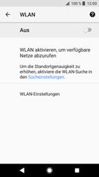 Sony Xperia XZ - WLAN - Manuelle Konfiguration - 6 / 10