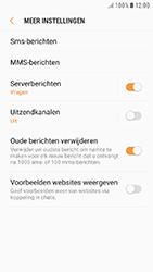 Samsung Galaxy J5 (2017) - sms - handmatig instellen - stap 7