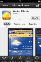 Apple iPhone 4 - Apps - Herunterladen - 12 / 20