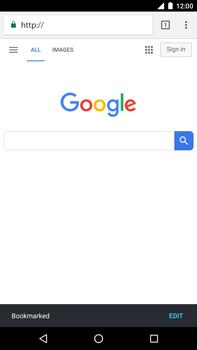 Huawei Nexus 6P - Android Oreo - Internet - Internet browsing - Step 9