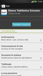 HTC One - Applicazioni - Installazione delle applicazioni - Fase 8